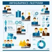 Partnership Infographics Set