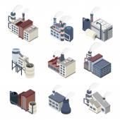 Building Industry Isometric