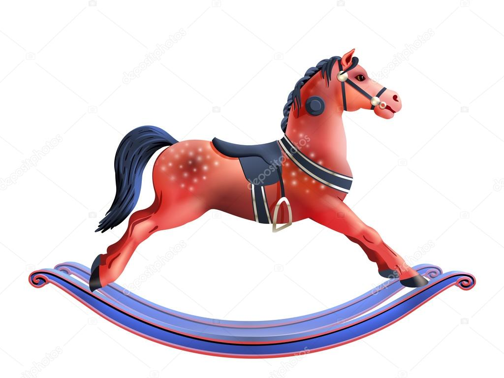 ᐈ Rocking Horse Patterns Stock Illustrations Royalty Free Rocking Horse Vectors Download On Depositphotos