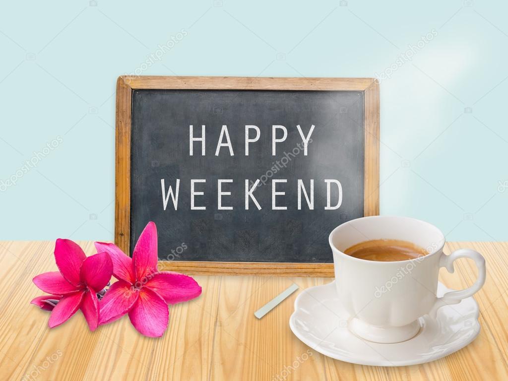Buon fine settimana foto stock parinyabinsuk 65129699 for Piani casa per il fine settimana