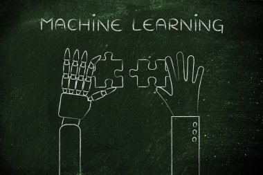 concept of machine learning