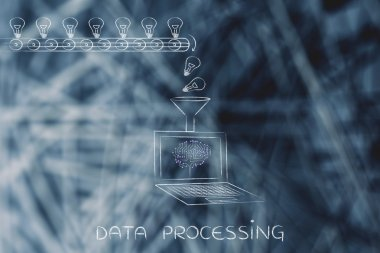 concept of data processing