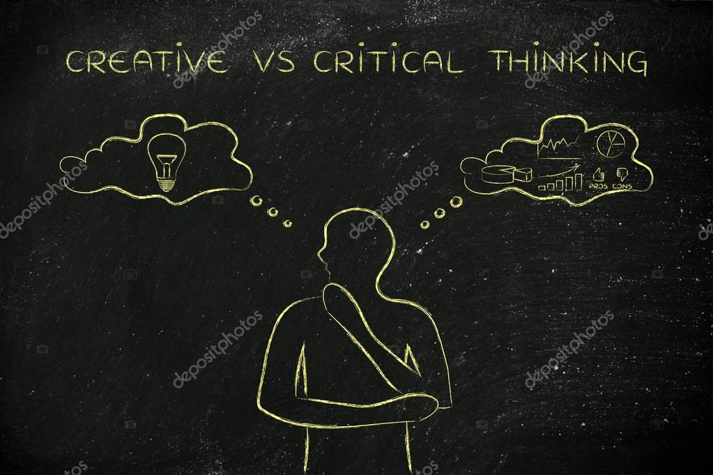 the concept of critical and creative thinking Creative thinking skills see also:  and connected ideas and concepts radiating out via branches  they're not banned altogether, but your thinking will be more creative if you focus on the pictures rich pictures encourage to use colour and symbols: anything, really, that will help your picture to come alive for you, and show you the.