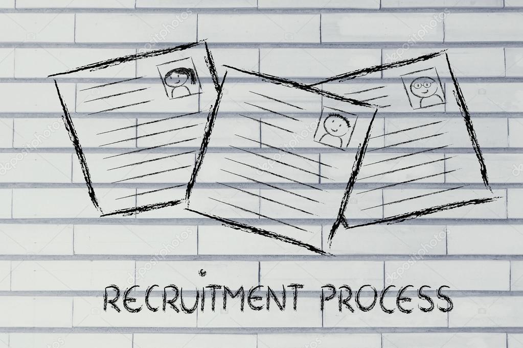 Lustige Lebenslauf Gestaltung Des Rekrutierungsprozesses