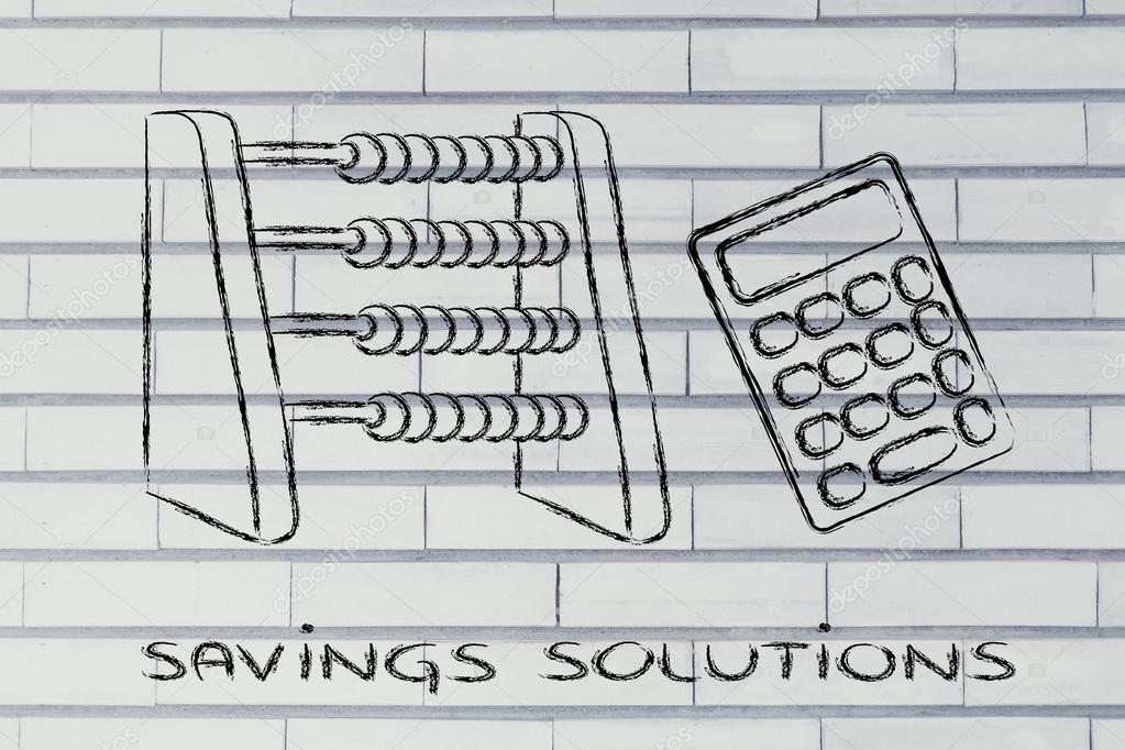 funny way to plan savings or set a budget stock photo faithie