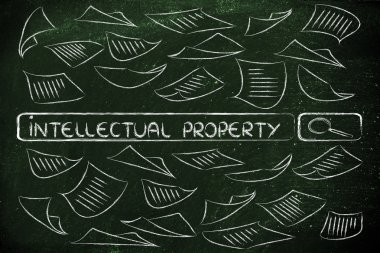 Researching about intellectual property