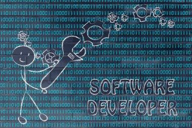 Being a software developer