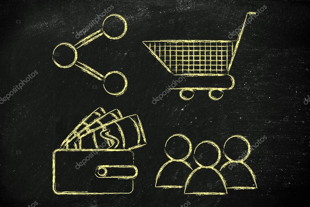 Customer behavior and analysing big data for marketing
