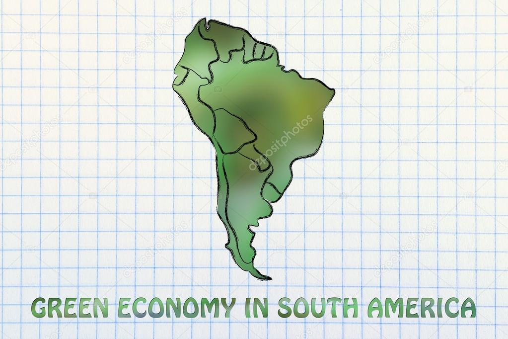 green economy in South America