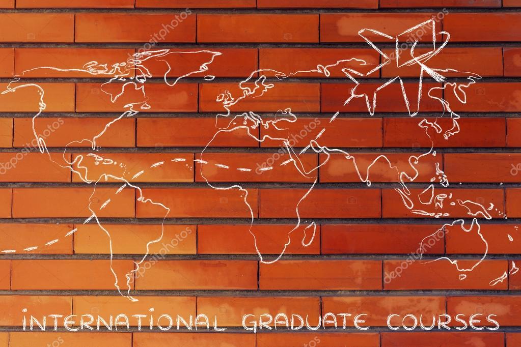 concept of international graduate courses