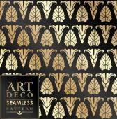 Fényképek Art deco zökkenőmentes vintage tapéta mintát