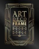 Fényképek Art deco geometriai