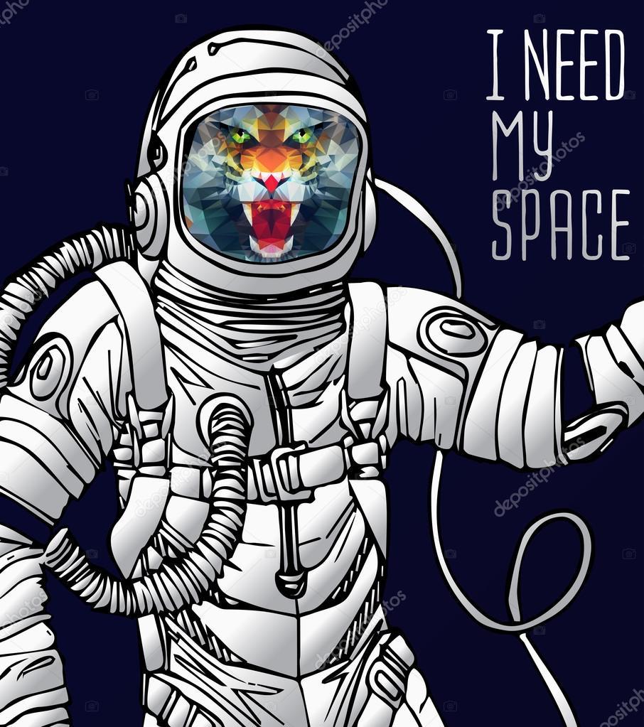 astronauts with ok symbol - HD885×1080
