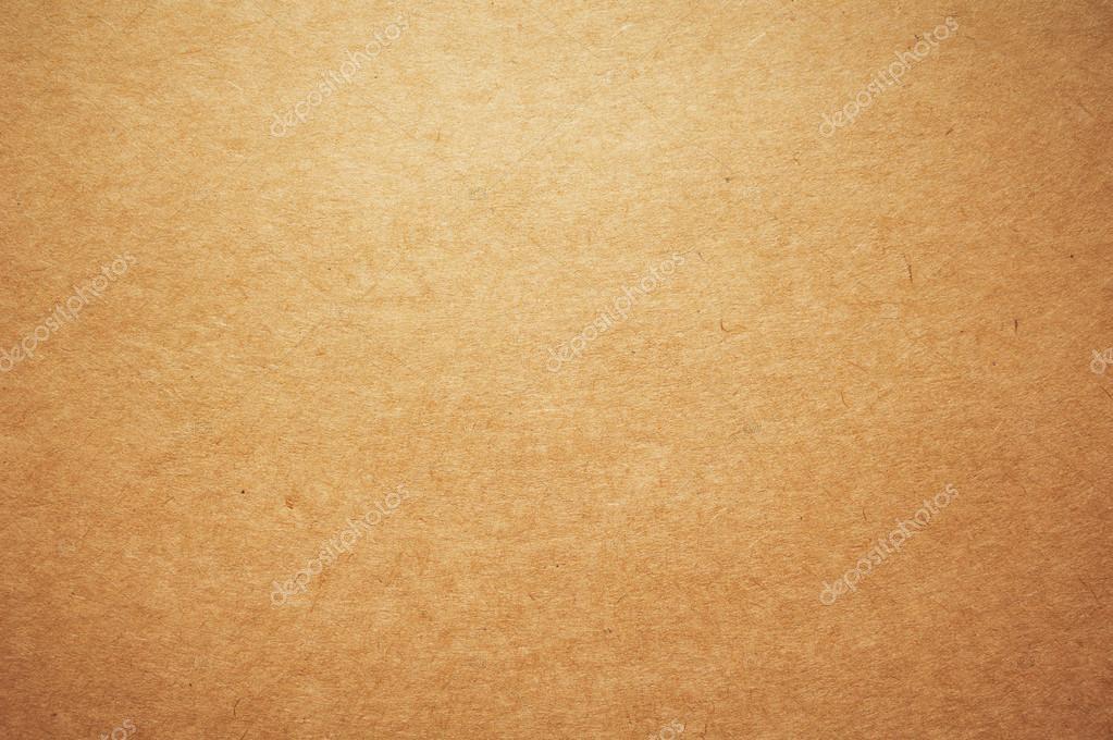 Kraft Brown Paper Background