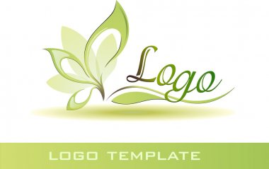 Vector logo template
