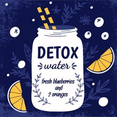 Detox fat flush water recipe