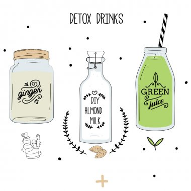 Detox fat flush drinks