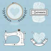 vintage tailor labels