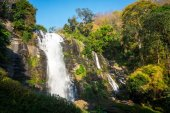 Chaimai Waterfall, Chiang mai, Thailand (Wachiratarn Waterfall)