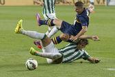 Ferencvaros vs. Puskás akademia otp bank liga fotbal zápas