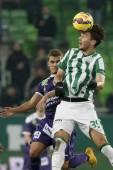 Ferencvaros vs. Kecskemet Otp Bank liga ragby