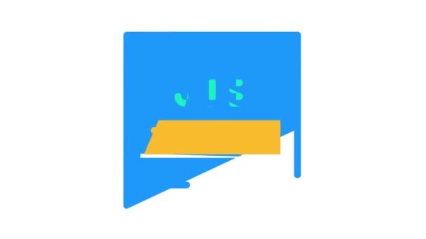 animace ikon hledání na webu