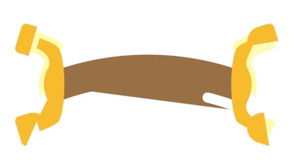 híd hegedű szín ikon animáció
