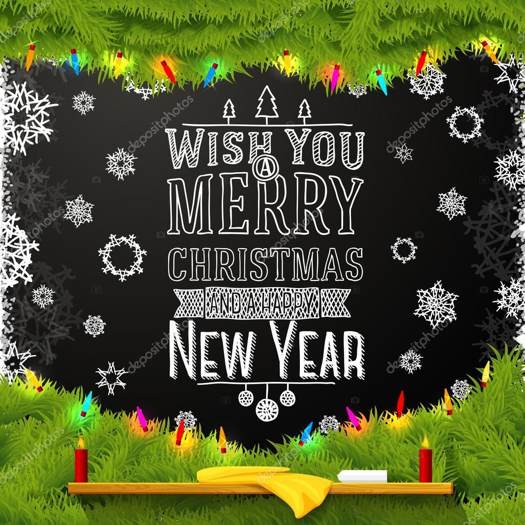 Wünschen Sie Ihnen ein frohes Weihnachtsfest und ein frohes neues ...
