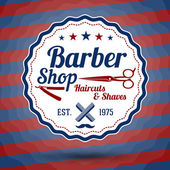 Fotografie Barber Shop  background.