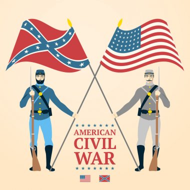 American Civil War illustration