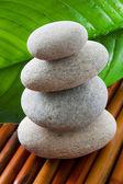 vyvažování kamenů