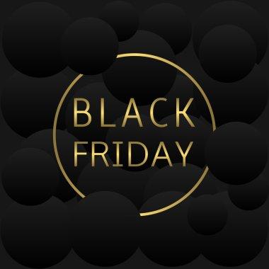 Black friday label