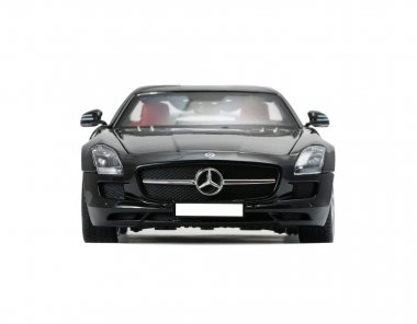 Collectible sport car Mercedes