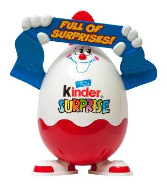 Big Kinder Surprise egg