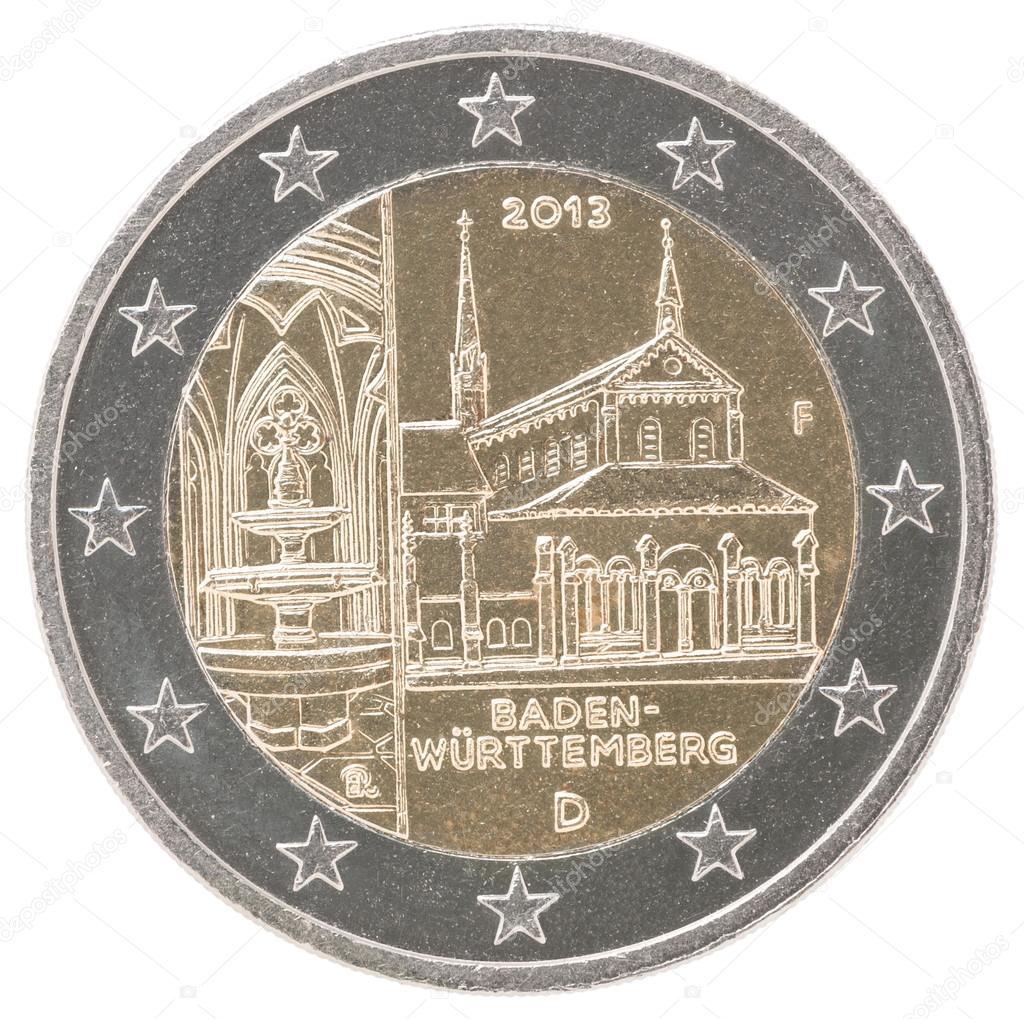 Moeda de 2 euros stock photo andrey lobachev 99252600 - Stock piastrelle 2 euro ...