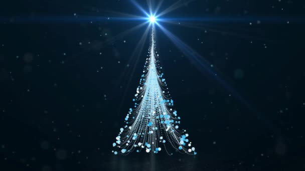 Animated Christmas background