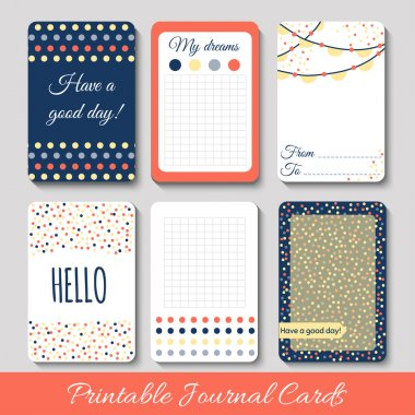 Hand Drawn Polka Dots Textures