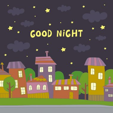 home sweet home background card