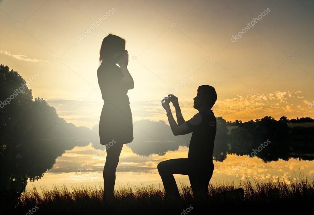 Dając jej miejsce na randki