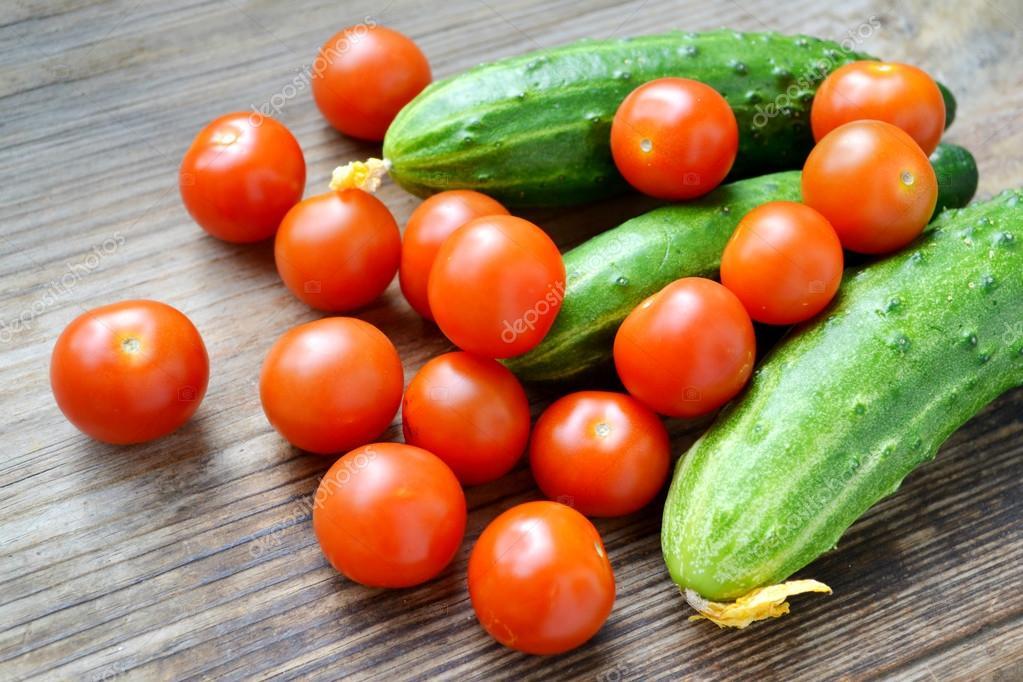 Огурец И Помидор Для Похудения. Диета на помидорах и огурцах для похудения