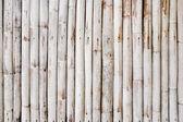 Fotografie Bambus Wand Textur