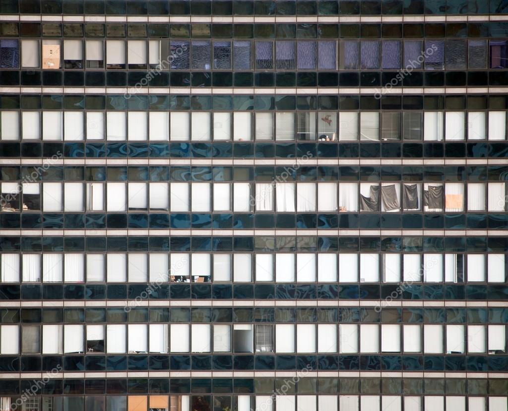 Glasfassade textur  Fassade-Textur — Stockfoto #67613995