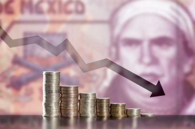 Devaluation of the Mexican peso