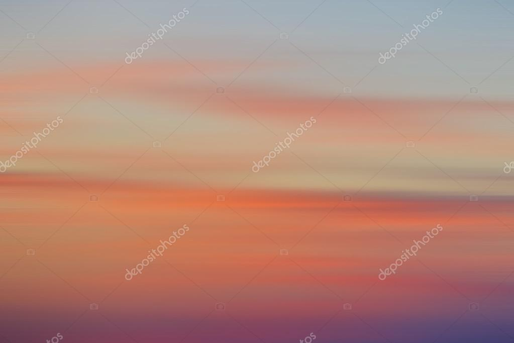 Sunny skyscape with picturesque clouds