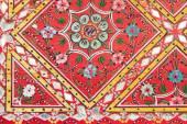 Fotografie Colorful textile texture