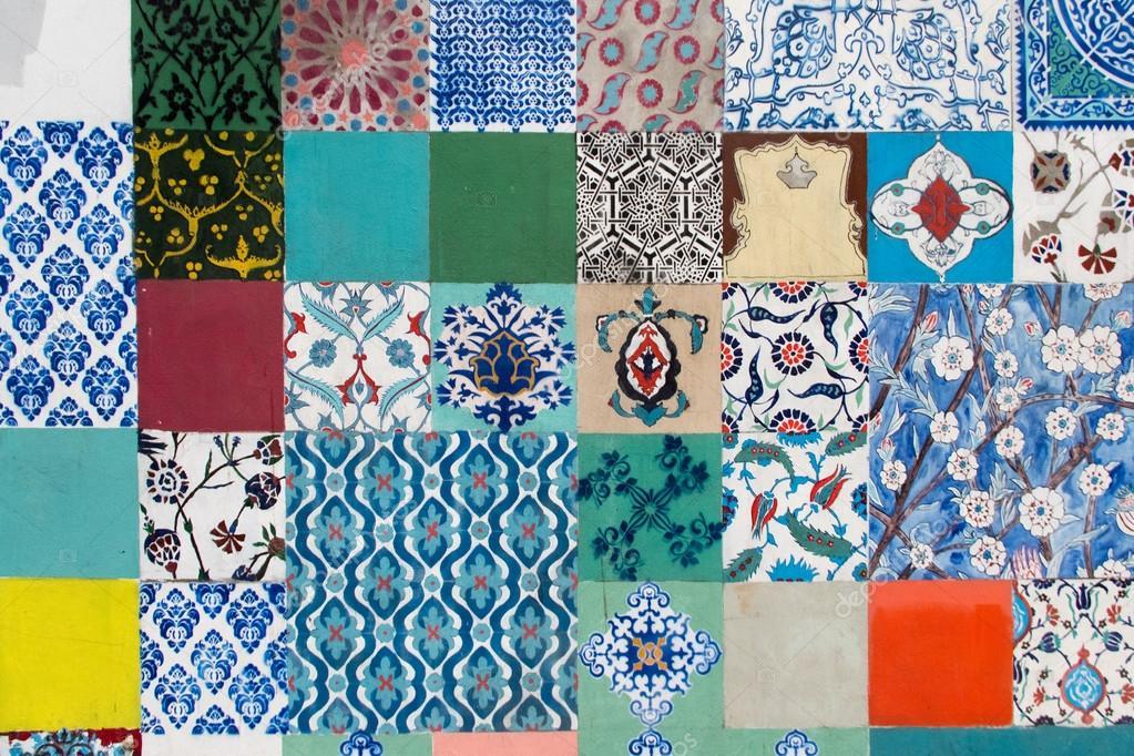 Tessere mosaico texture u foto stock watman