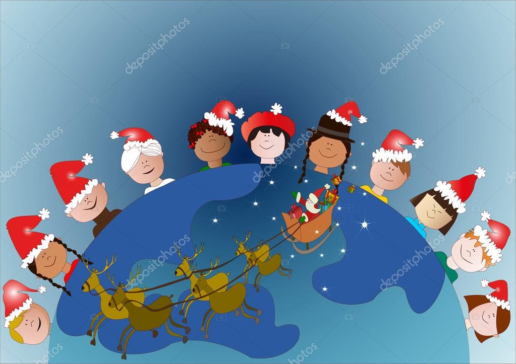 Christmas Celebrations Around The World For Kids