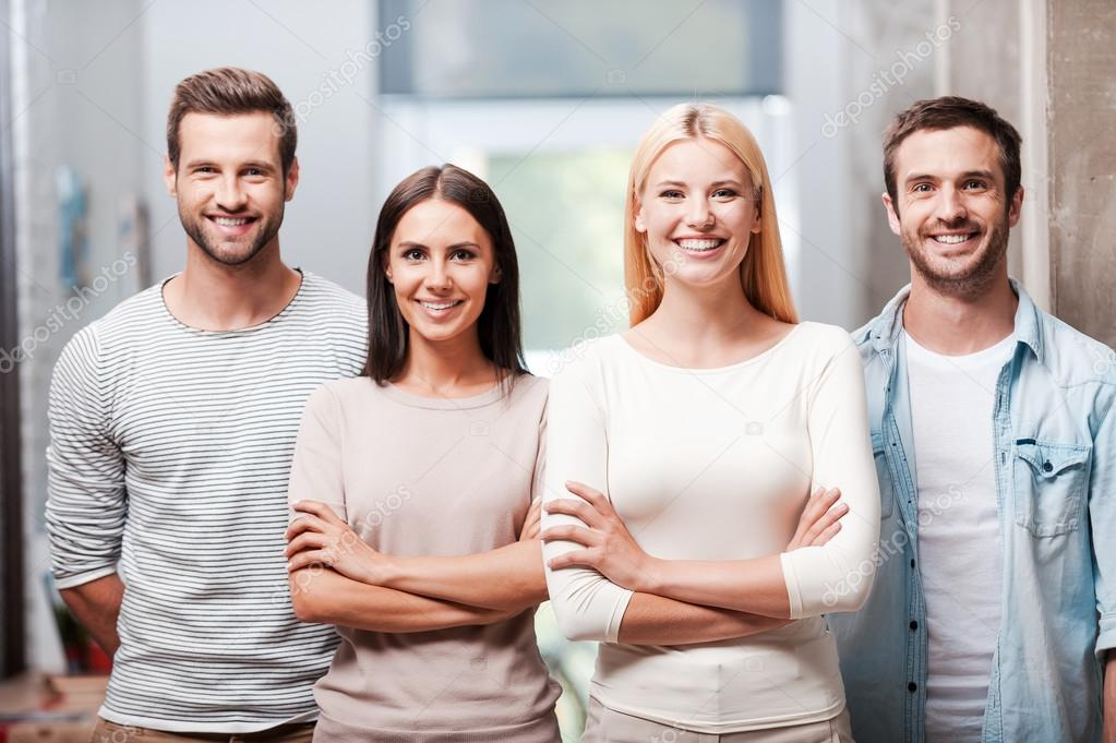 Attractive Casual Business Team in Stock Footage Video ...  |Relaxed Business Person