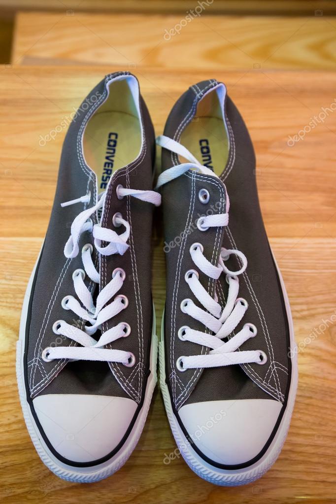00653b421ea Converse All Star Mens Shoes – Stock Editorial Photo © joshuarainey ...