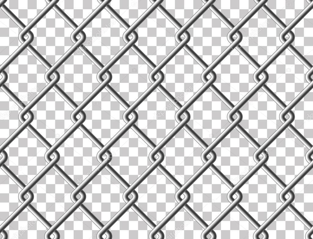 Staket stängsel staket : Armeringsnät metal stängsel sömlös transparent struktur — Stock ...